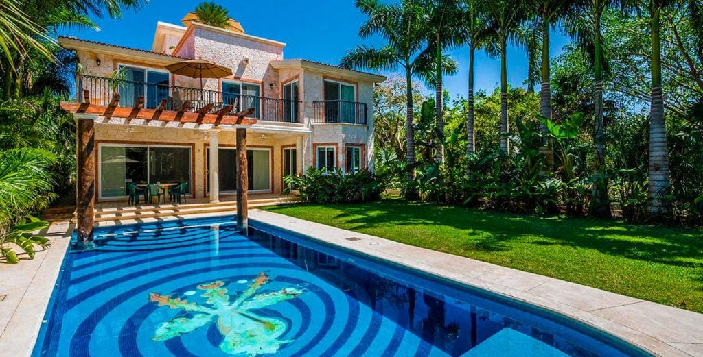 Property Image 2 - Two-Story Riviera Maya Villa with Pool and Tropical Gardens