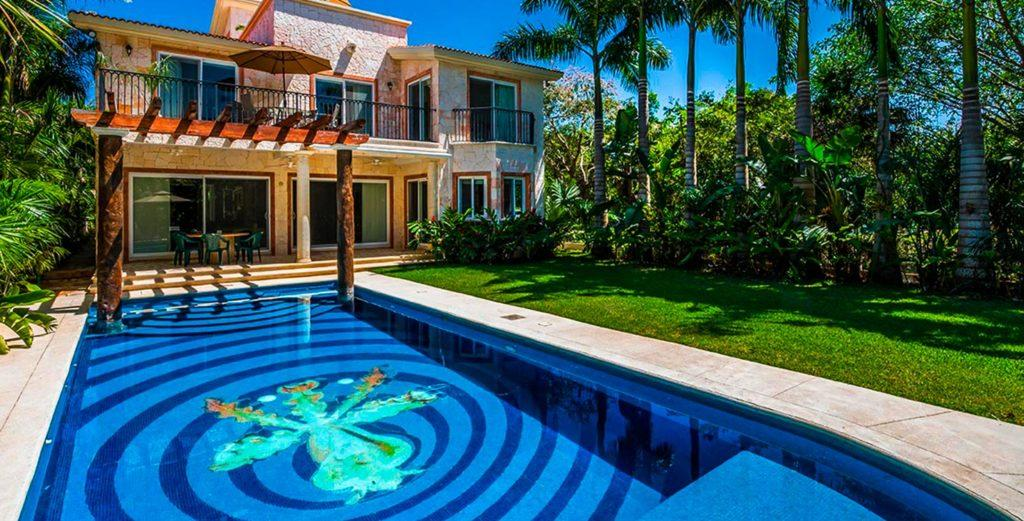 Property Image 1 - Two-Story Riviera Maya Villa with Pool and Tropical Gardens