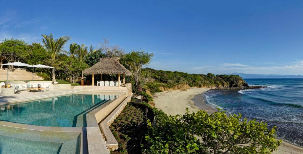 Property Image 1 - Three-Level Oceanfront Villa Offering Fabulous Indoor-Outdoor Living