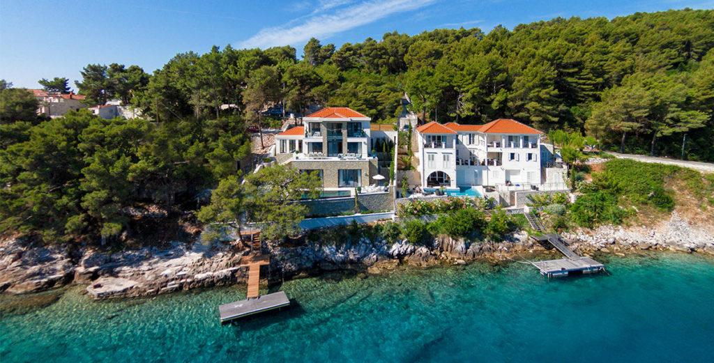 Property Image 2 - Island of Brac Home featuring Private Jetty