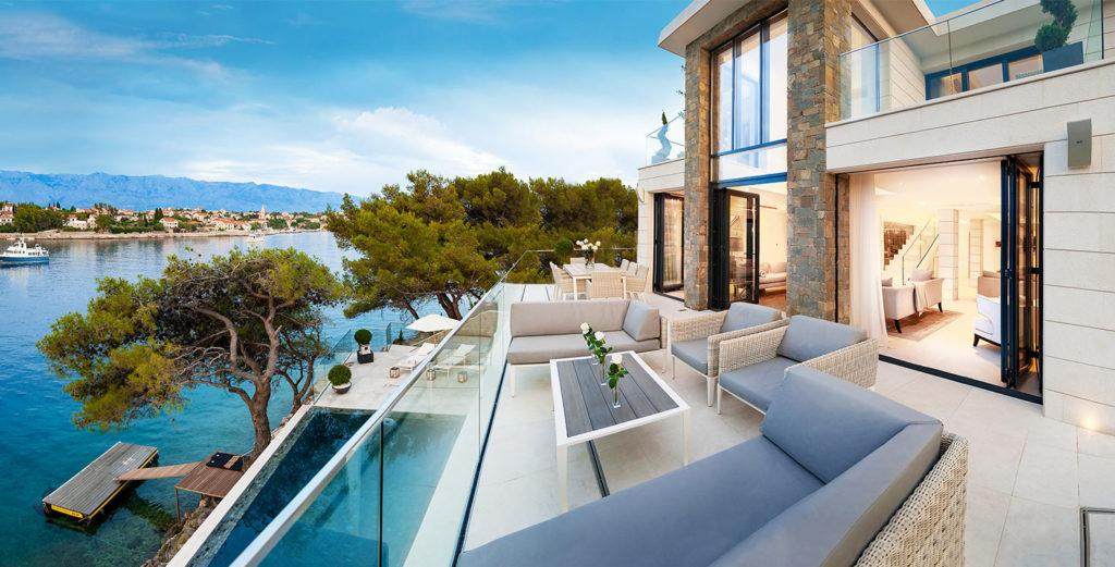 Property Image 1 - Island of Brac Home featuring Private Jetty