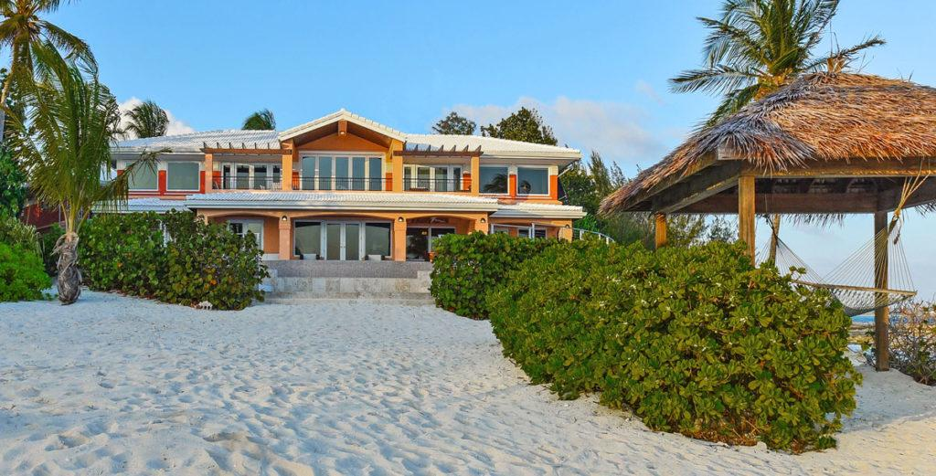 Grand Estate with Private Beachside Tennis Court