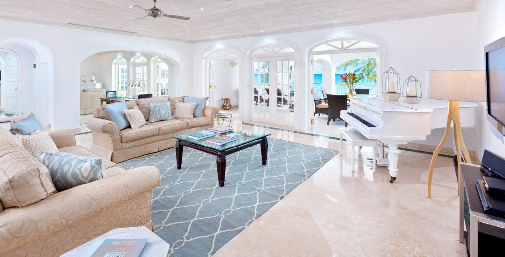 Elegant Payne's Bay Beachfront Condominium