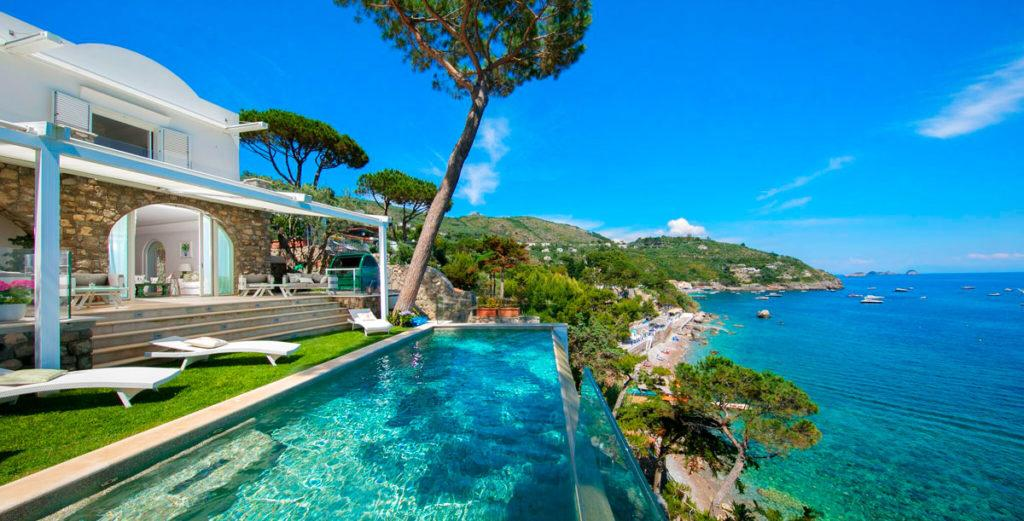 Remarkable Waterfront Property with Private Funicular