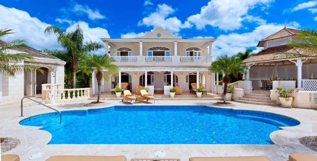 Peaceful Mansion with Touches Of Caribbean Twist