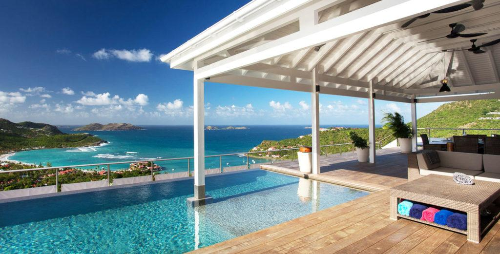 Recently Renovated Villa with Traditional Caribbean Charm in St. Jean