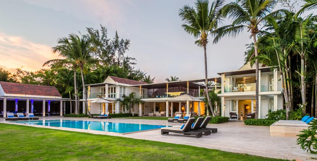 Property Image 2 - Expansive Villa With Views Caribbean Sea And Golf Course