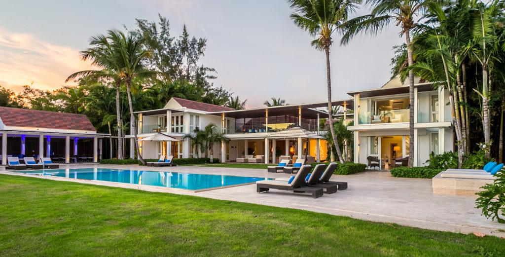 Property Image 1 - Expansive Villa With Views Caribbean Sea And Golf Course