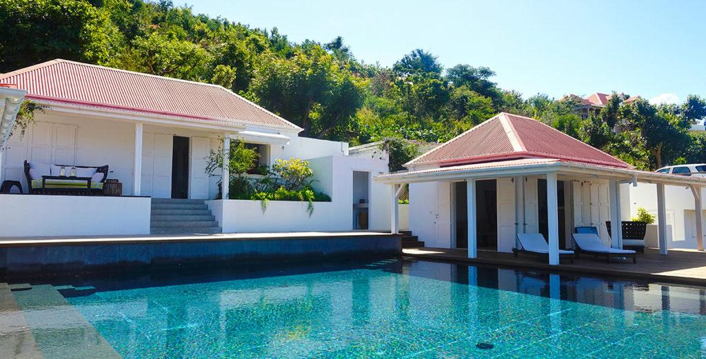 Property Image 2 - Elegant Villa Nestled on Private Estate Near Heart of Action in Gustavia