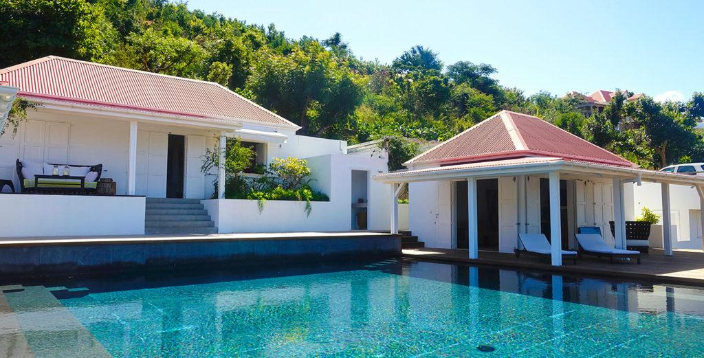 Property Image 1 - Elegant Villa Nestled on Private Estate Near Heart of Action in Gustavia