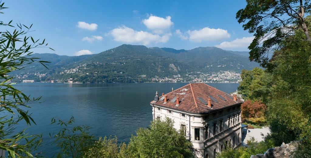 Property Image 2 - Lake Como Estate includes Two Historical Houses