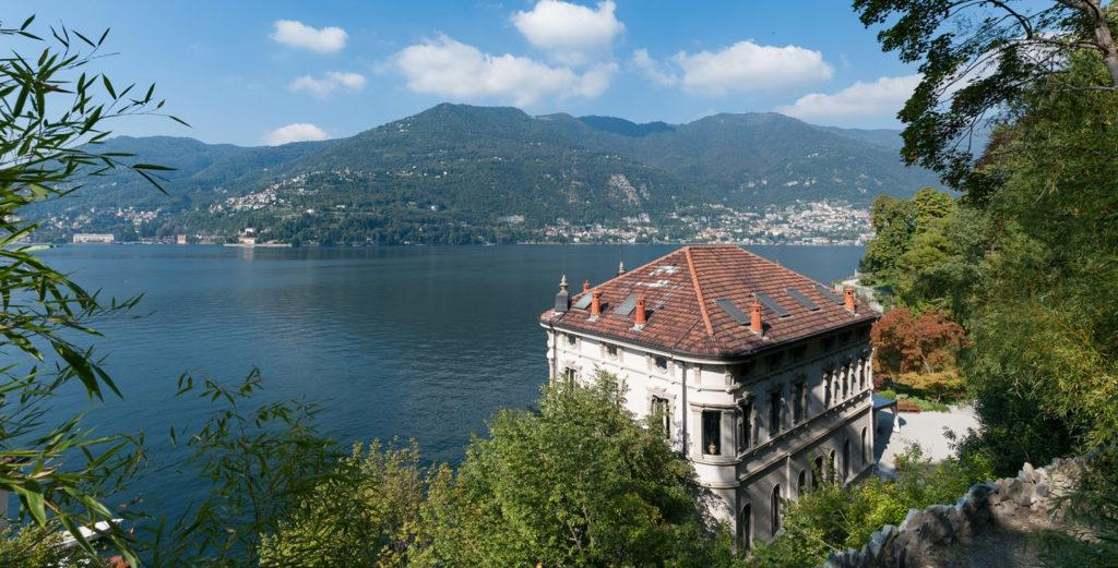 Property Image 1 - Lake Como Estate includes Two Historical Houses