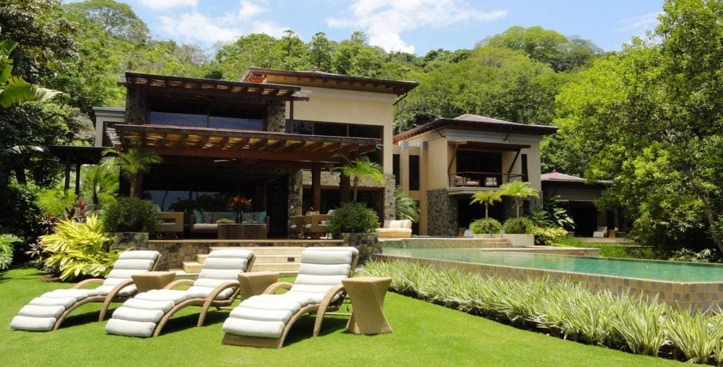 Property Image 1 - Landscaped Villa within The Four Seasons Resort