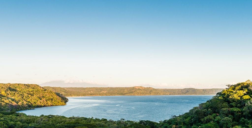 Hillside Papagayo Villa with Panoramic Coastline Views