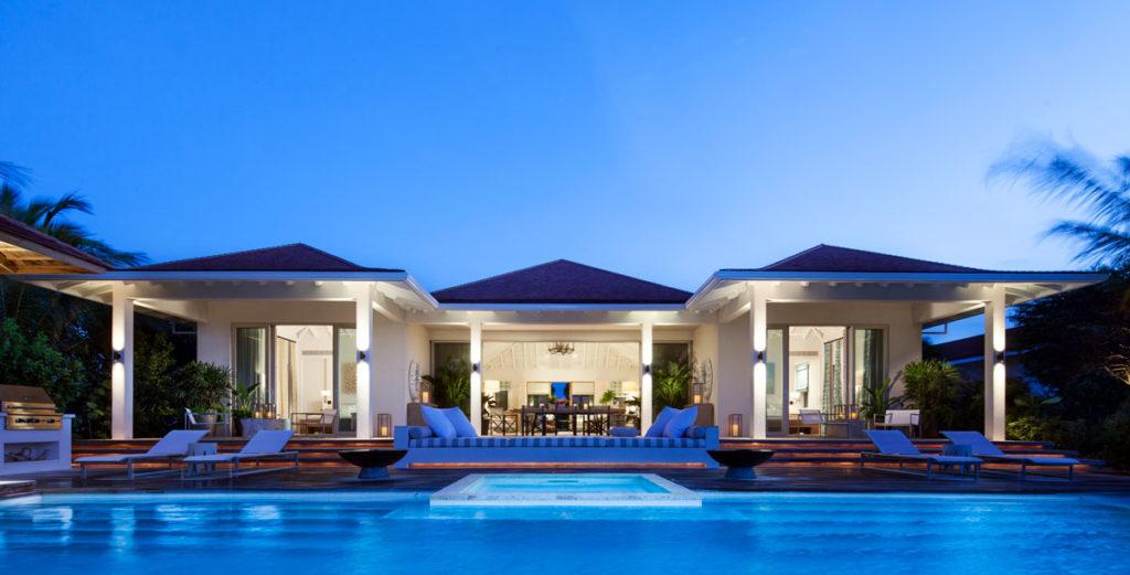 Grace Bay Private Beachfront Villa