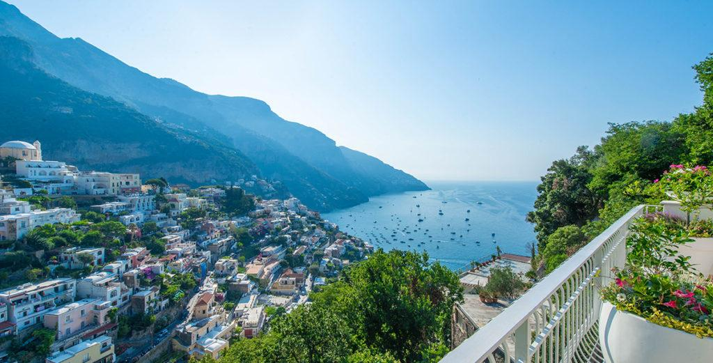 Property Image 2 - Stylish Positano Villa with Wellness Center and Elevator