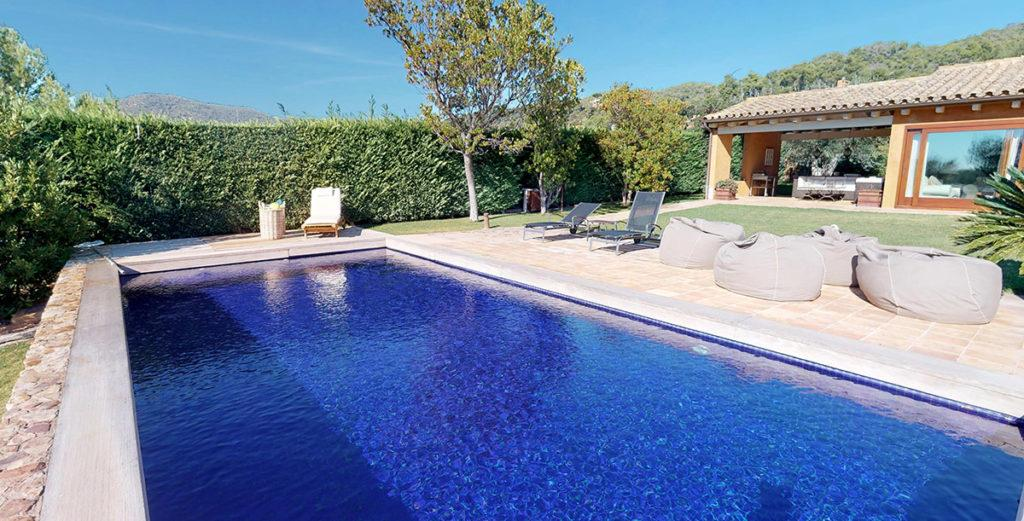 Property Image 2 - Spanish Countryside Villa with Large Garden
