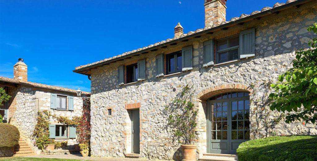 Property Image 2 - Striking Country Home on Expansive Estate in the Val d'Orcia Region