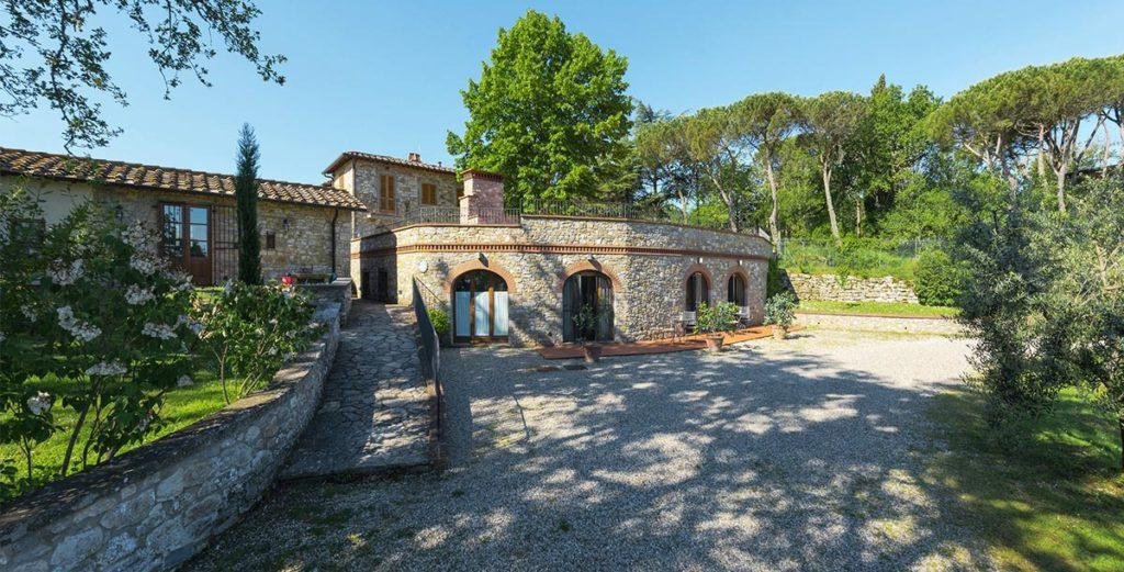 Property Image 2 - Enchanting Tuscan Villa Surrounded by Extensive Parkland