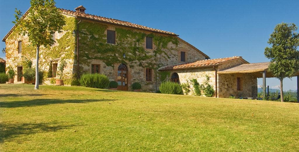 Perfect Country Retreat in Rolling Hills of Chianti