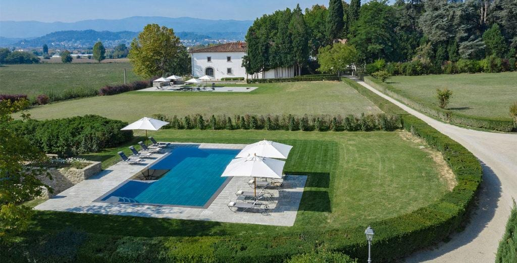 Property Image 2 - Revitalized 15th-Century Villa Only a Short Drive From Florence