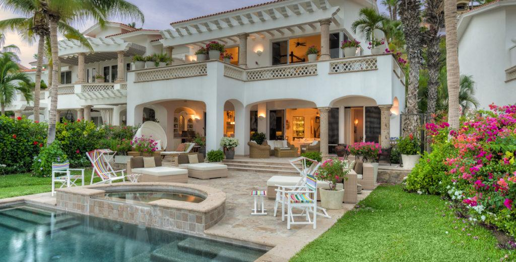 Property Image 2 - Two story Beachfront Villa with Pool Garden and Large Interior