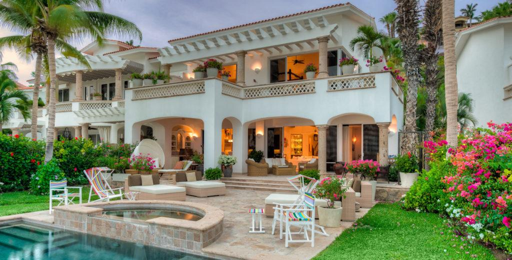 Property Image 1 - Two story Beachfront Villa with Pool Garden and Large Interior