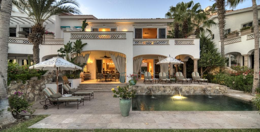 Grand Los Cabos Beachfront Villa with Pool Terrace