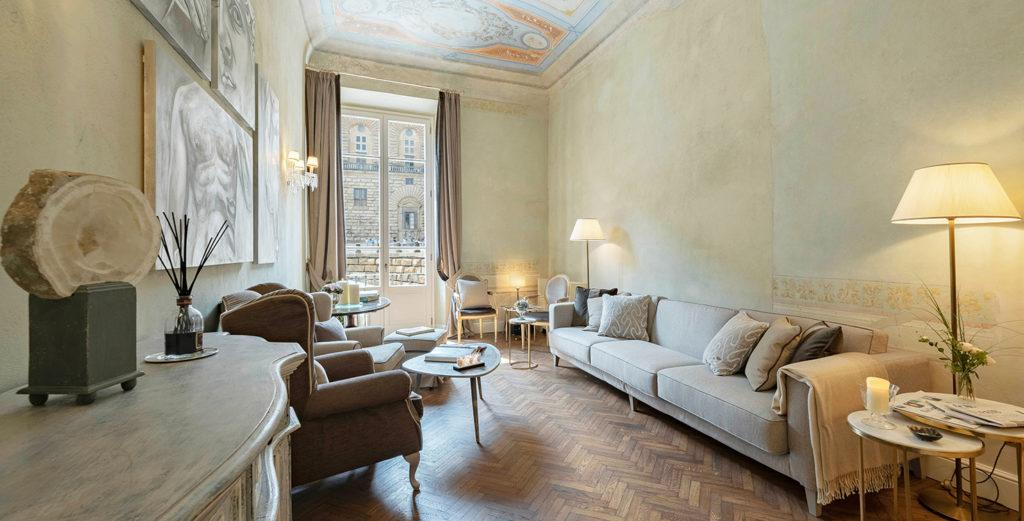 Exclusive Luxury Apartment in the Historical Center of Florence