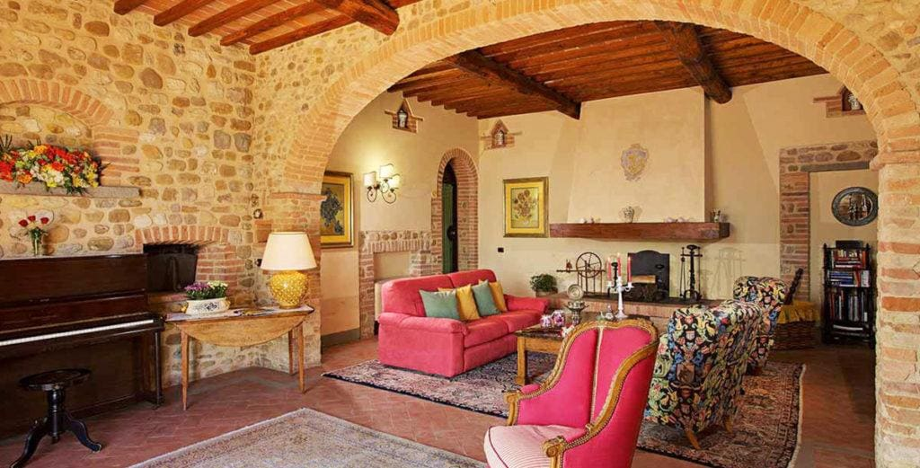 Property Image 2 - Traditional Country Villa Surrounded by Tranquil Olive Groves