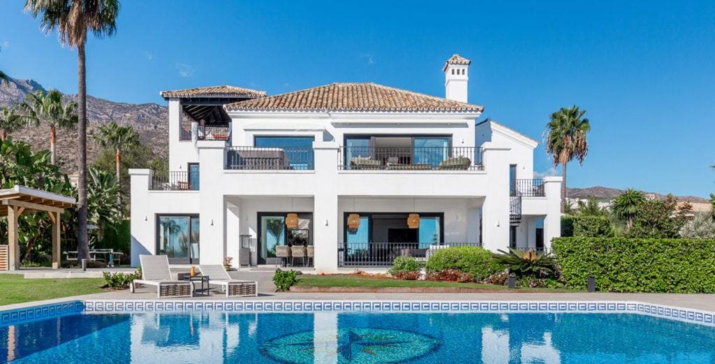 Property Image 1 - Lovely Villa in the Exclusive Residential Area of Sierra Blanca