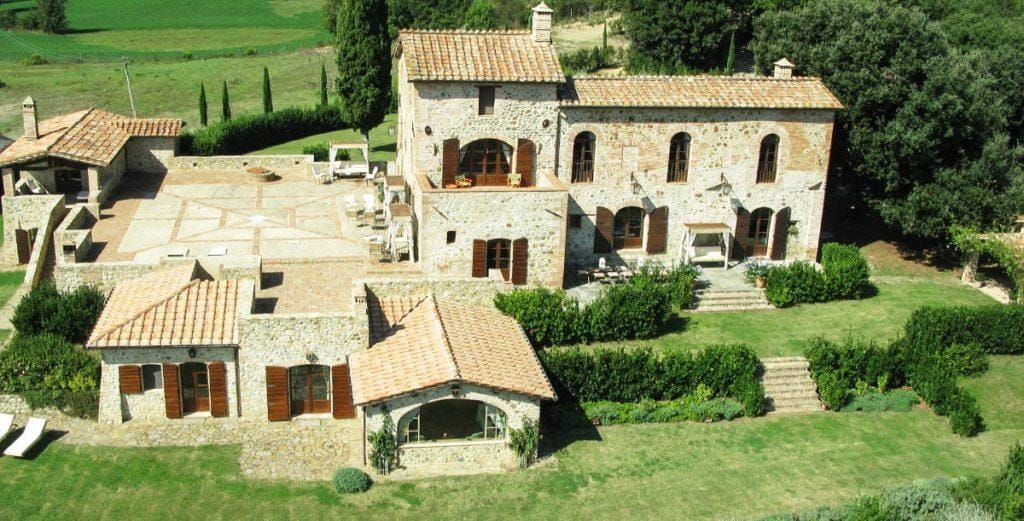 Property Image 2 - Exquisite Tuscan Villa on Large Country Estate