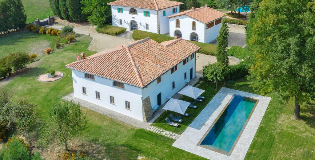 Property Image 1 - Tranquil Tuscan Villa with Exquisite Living Spaces