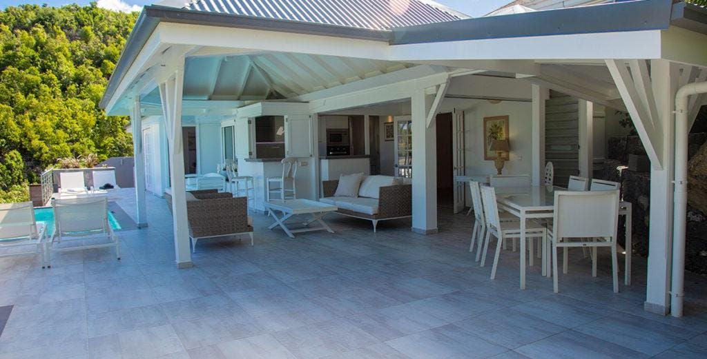 Property Image 2 - Large, Contemporary Villa with Outdoor Kitchen in Flamands