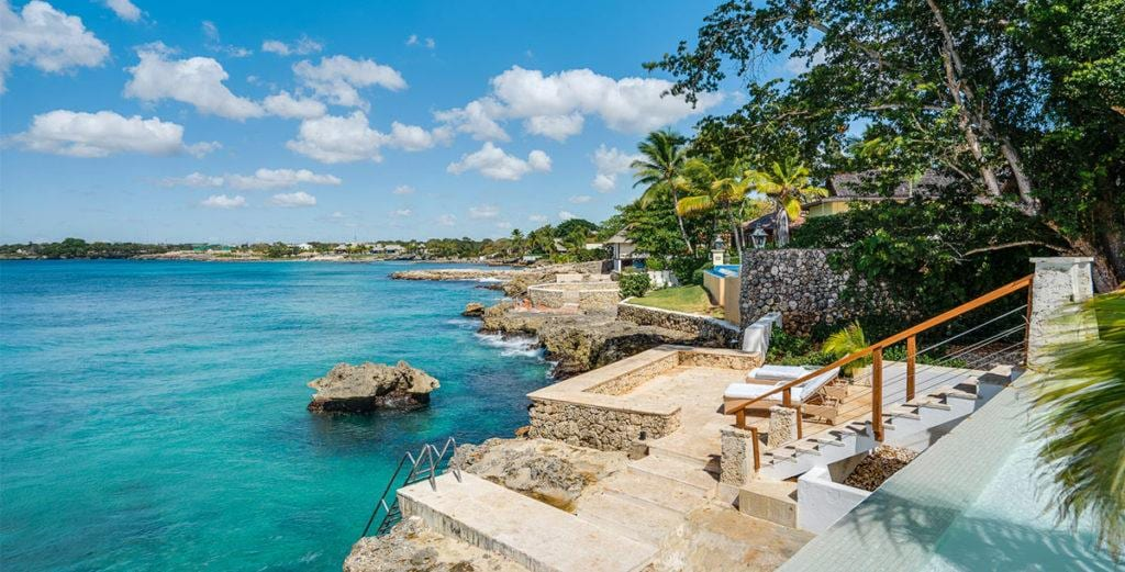 Property Image 2 - Stunning Caribbean Villa with Infinity Pool and Terrace