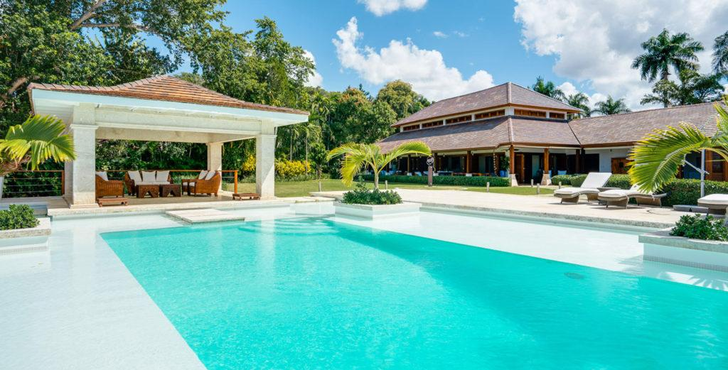 Property Image 1 - Stunning Caribbean Villa with Infinity Pool and Terrace