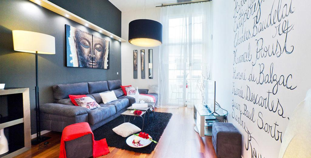Property Image 2 - Quiet, Inviting Barcelona Apartment with Spacious Lounge