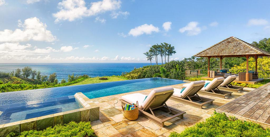 Property Image 1 - Newly Built Oceanfront Home Above Secret Beach