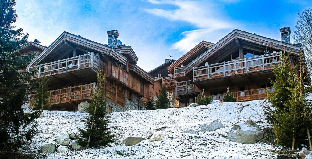Property Image 2 - Pampering Courchevel Ski Chalet with Home Cinema