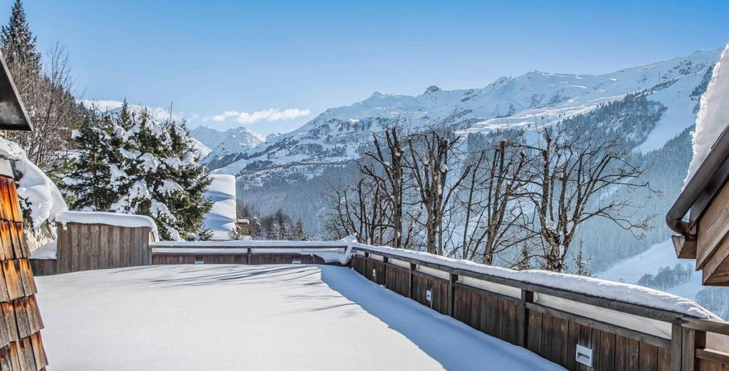 Property Image 2 - Stunning Mountain Chalet with Spa in Meribel
