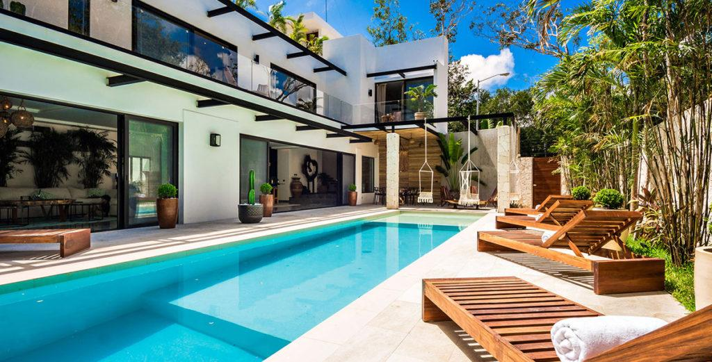 Property Image 2 - Luxurious Modern Tulum Villa with Great Location
