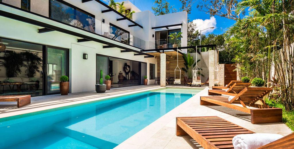 Property Image 1 - Luxurious Modern Tulum Villa with Great Location