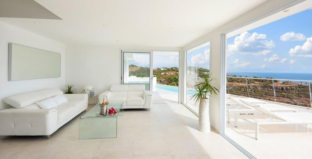 Property Image 1 - Modern, Renovated Villa with Lagoon Views in Vitet