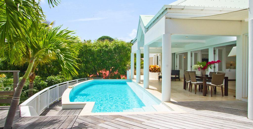 Property Image 1 - Modern Villa with Harmonious Design in Marigot