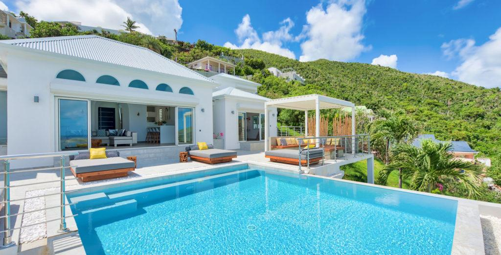 Property Image 1 - Sleek, Contemporary Villa with Gym Overlooking Orient Bay