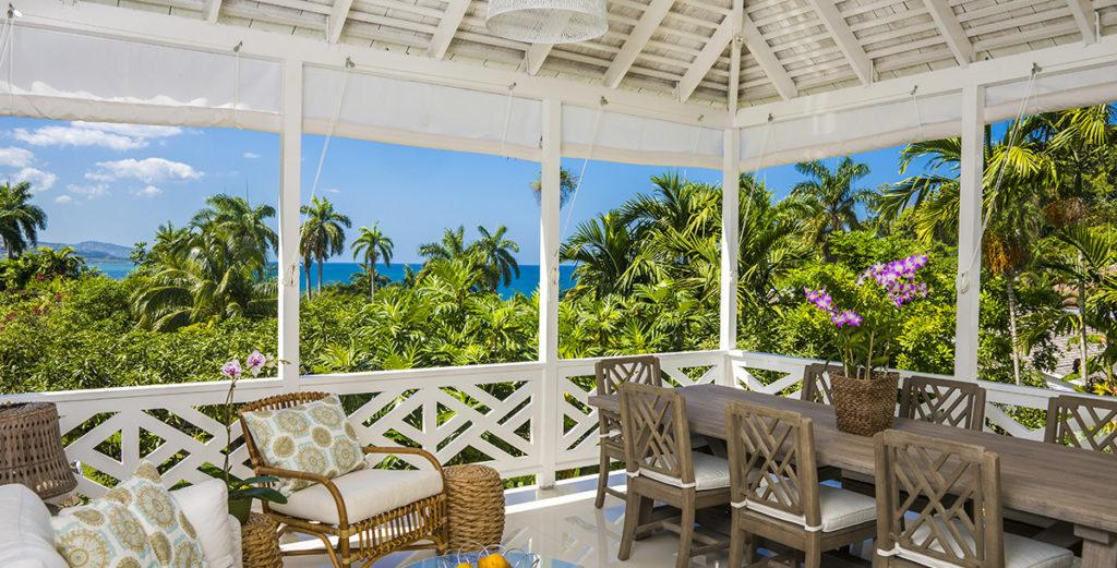 Property Image 2 - Chic, Idyllic Villa on a Beautifully-Terraced Hill in Montego Bay