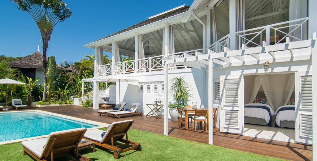 Movie Star Villa with Romantic Views in Montego Bay