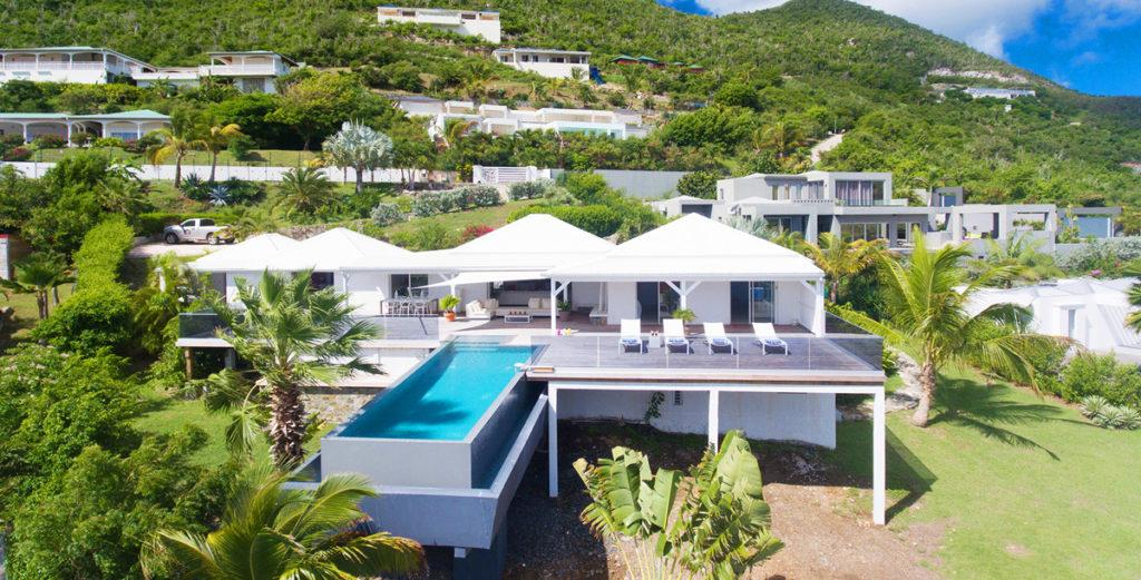 Stylish, Contemporary Villa in Gated Community in Orient Bay