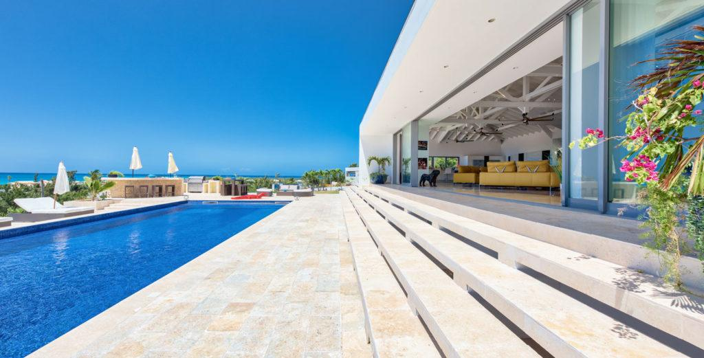 Property Image 1 - Magnificent, Newly-Built Villa with Superb Sea Views in Terres Basses