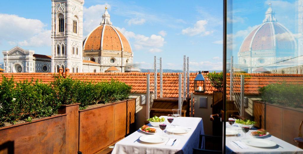 Attractive Florence Apartment Overlooking Iconic Cathedral